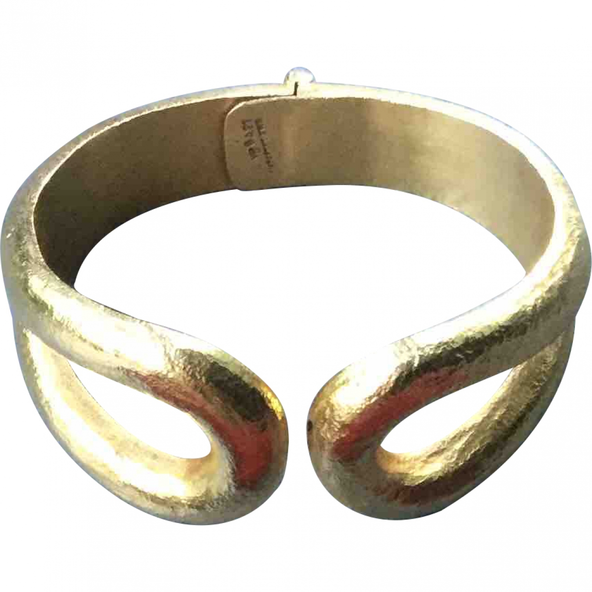 Ilias Lalaounis \N Gold Yellow gold bracelet for Women \N