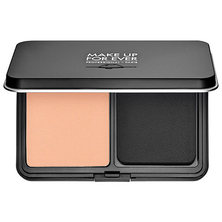 MAKE UP FOR EVER Matte Velvet Skin Blurring Powder Foundation, One Size , Beige