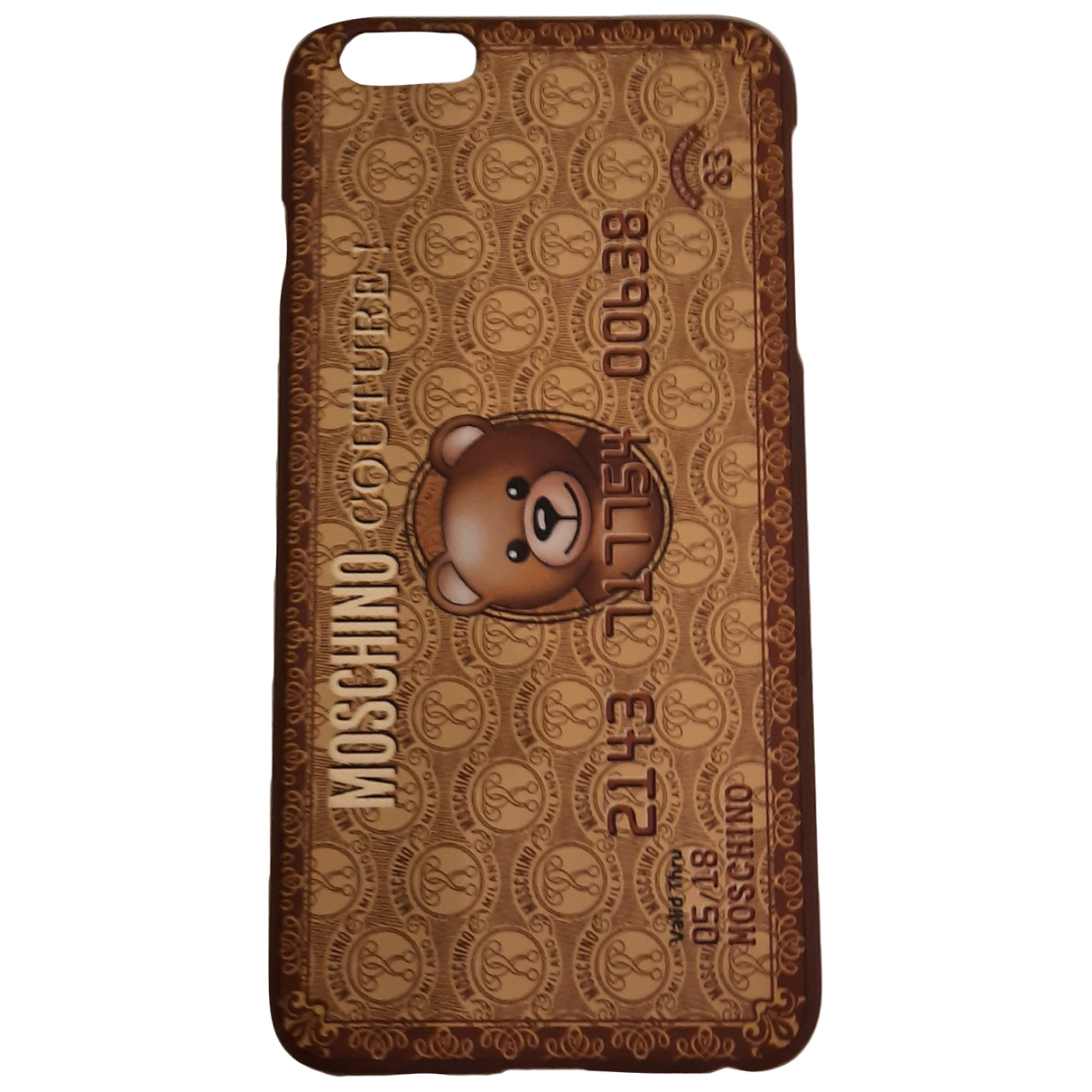 Moschino \N Brown Accessories for Life & Living \N
