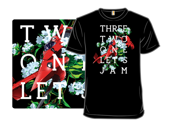 Three. Two. One. Let's Jam! T Shirt