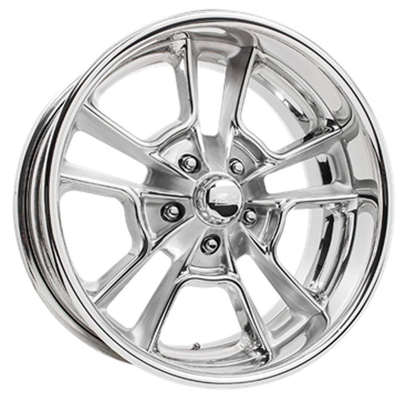 Billet Specialties VDS69C910Custom Grinder Dish Brushed Clear Coat 19x10 Wheel