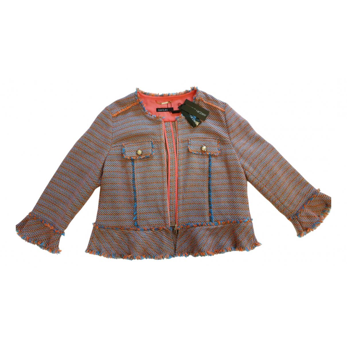 Marc Cain \N Orange Wool jacket for Women M International