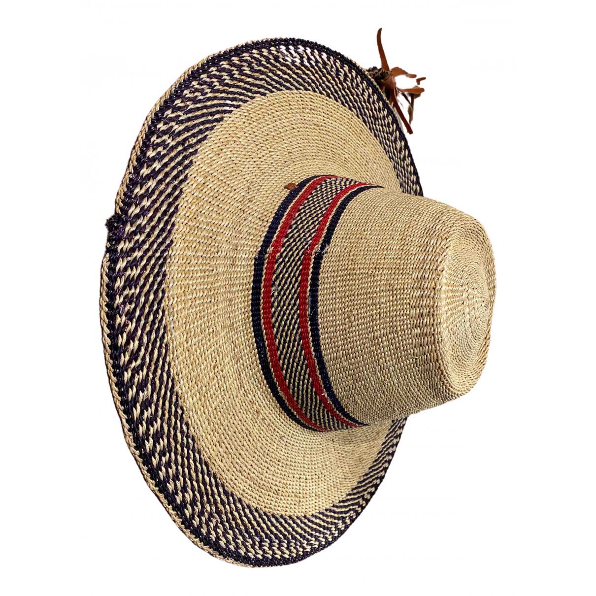 Forte_forte \N Multicolour Wicker hat for Women S International