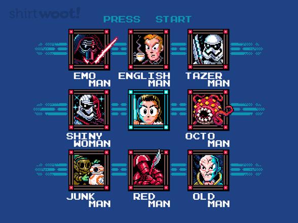 Mega Wars: Awaken T Shirt