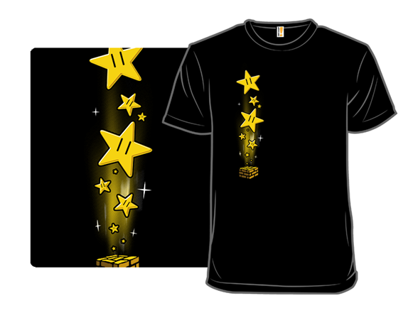 Hollywood Stars T Shirt