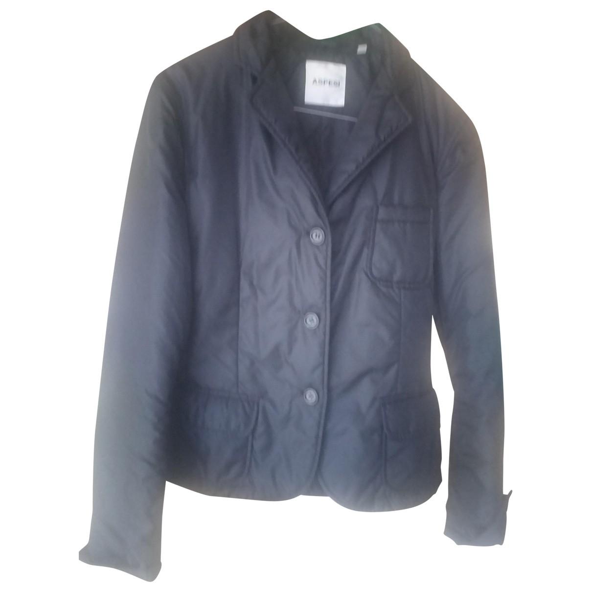 Aspesi \N Black jacket for Women 36 IT