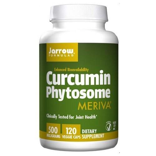 Curcumin Phytosome 120 Veg Caps by Jarrow Formulas