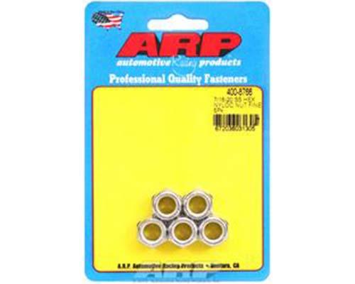 ARP 7/16-20 SS Fine Hex Nut Kit