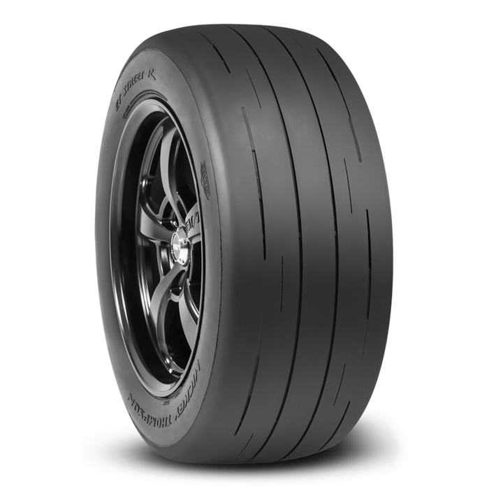 ET Street R Street Legal Drag P295/65R15 15.0 Inch Rim Dia 30.2 Inch OD Mickey Thompson 90000028459