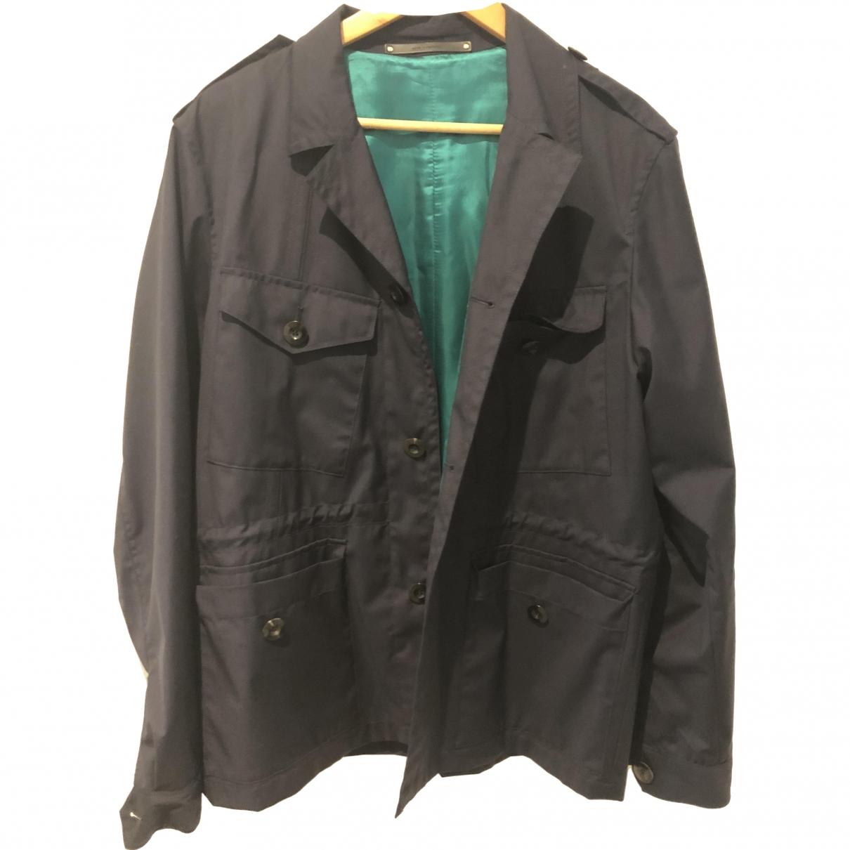 Paul Smith \N Navy Wool jacket  for Men 50 IT