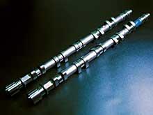 JUN 1004M-N177 Camshafts EX Nissan RB20DE(T) Lash Type