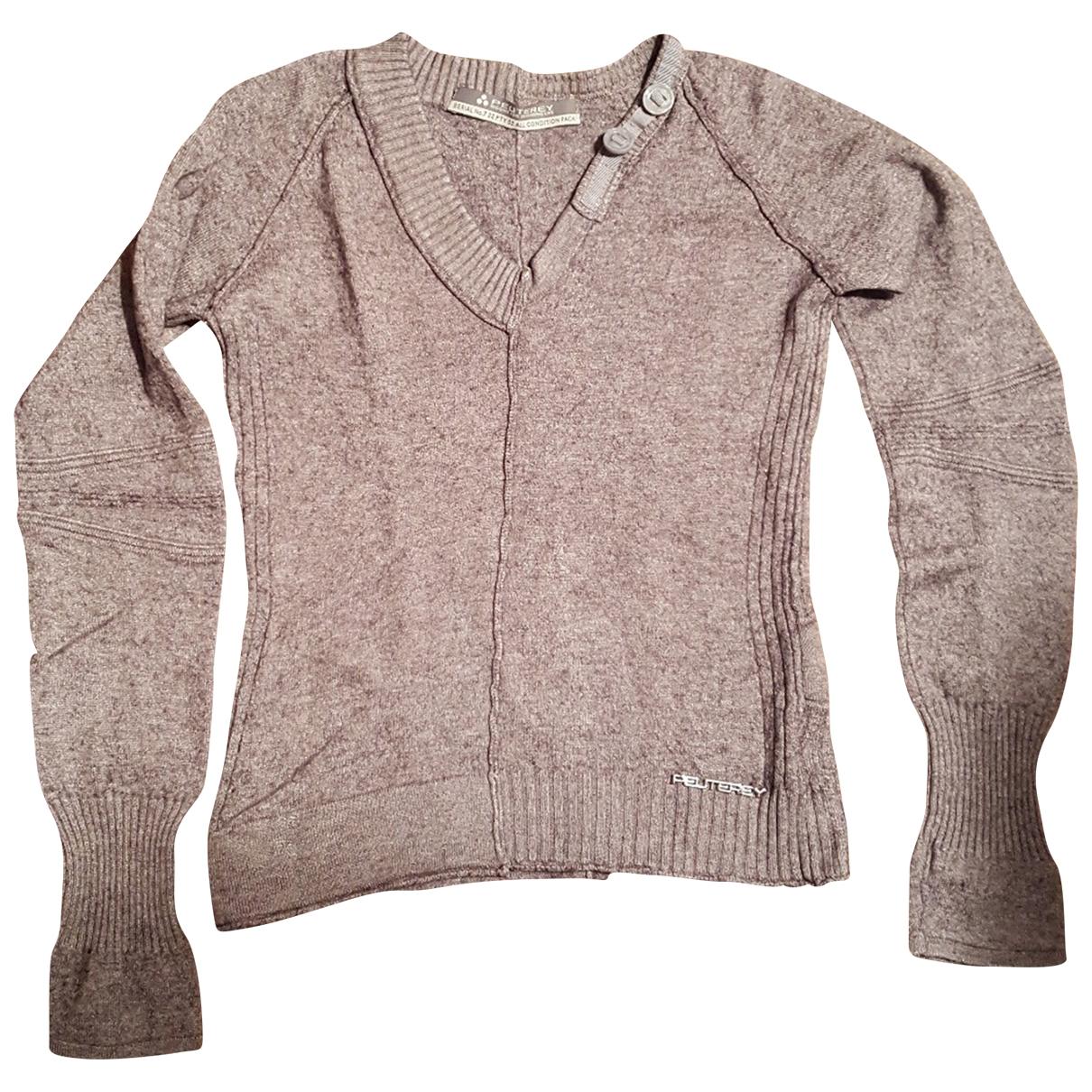 Peuterey \N Grey Knitwear for Women 42 IT