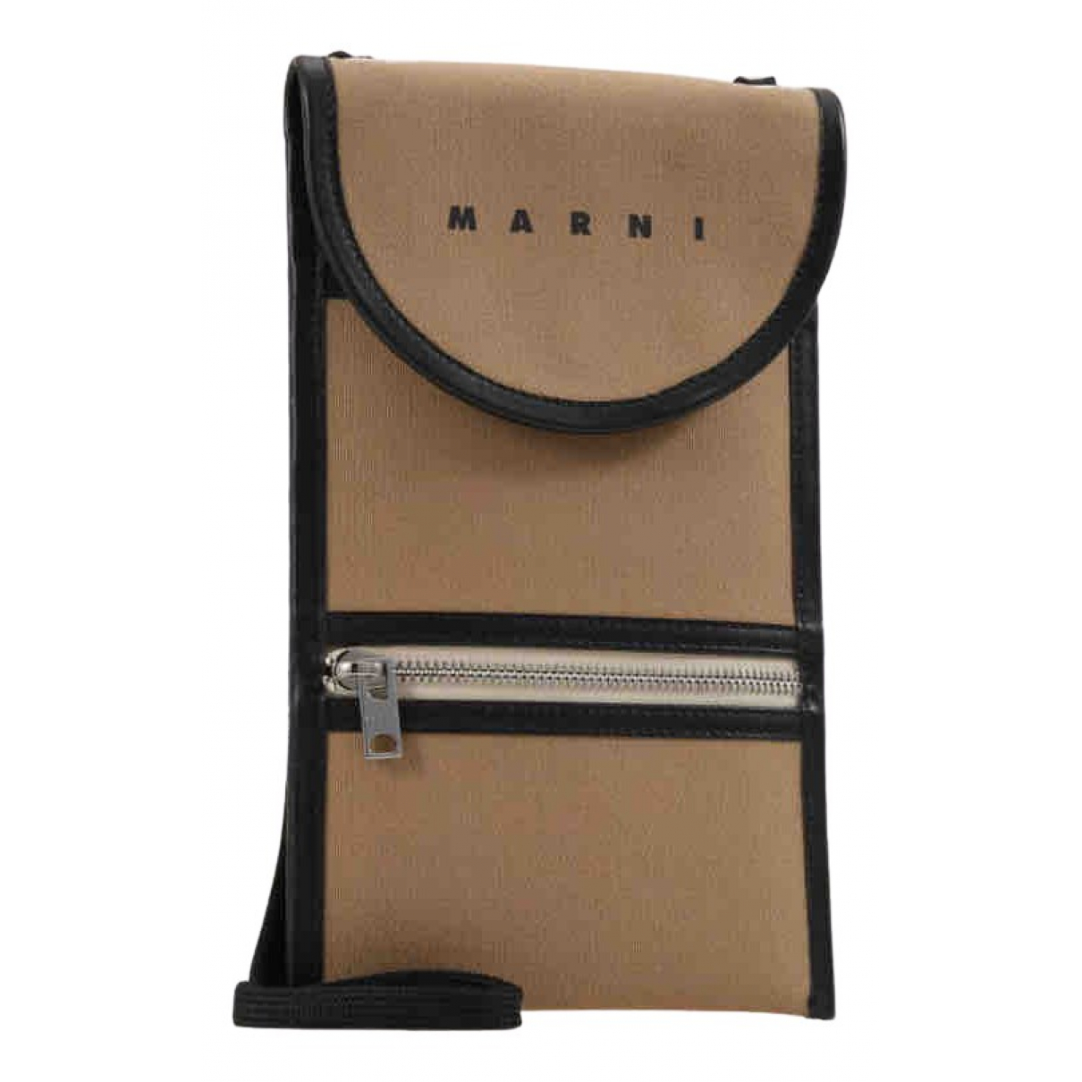 Marni \N Brown Cloth bag for Men \N