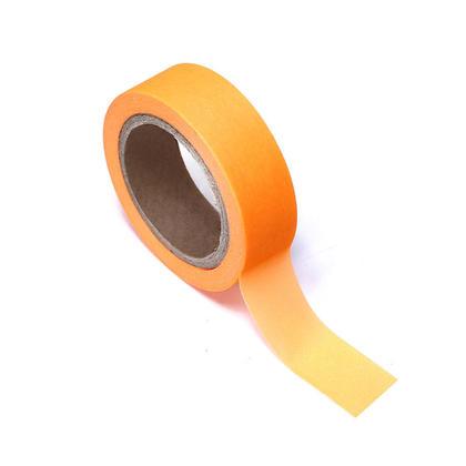 Washi Tape Neon Orange 15mmX10m 1Pcs LIVINGbasics™