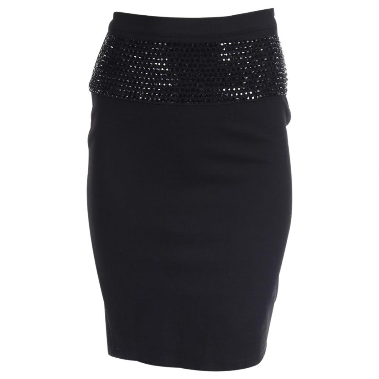 Philipp Plein \N Black skirt for Women S International