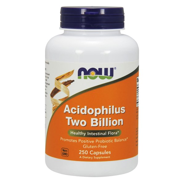 Acidophilus 250 Caps by Now Foods
