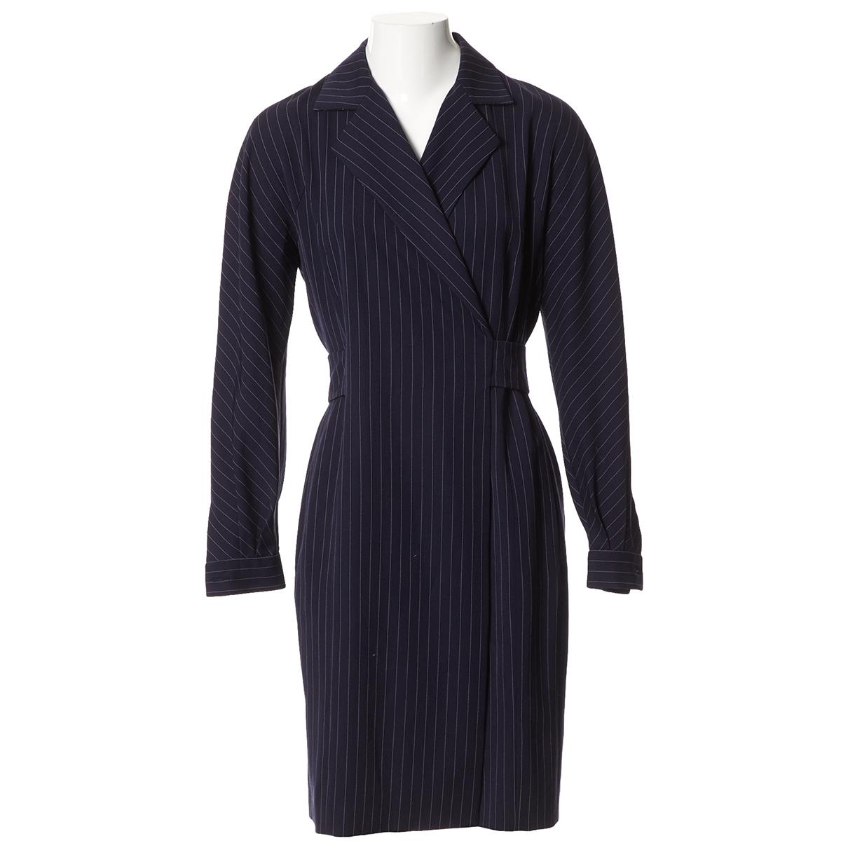 Dior \N Navy Wool jacket for Women 44 FR