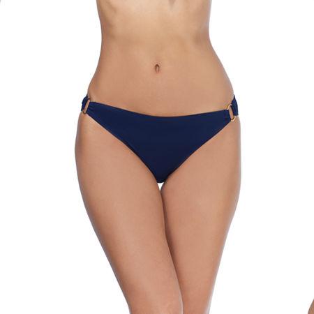 Ambrielle Hipster Bikini Swimsuit Bottom, Xx-large , Blue