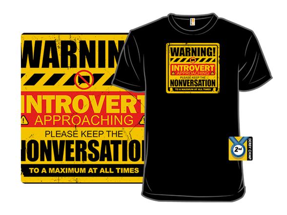 Nonversation T Shirt