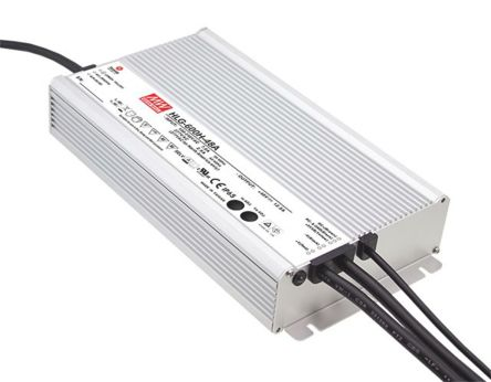 Mean Well Constant Voltage LED Driver 601.2W 18 → 36V