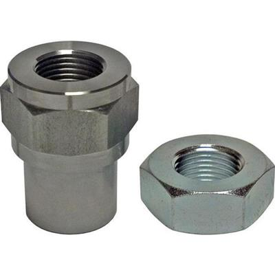 RockJock Threaded Bung With Jam Nut - CE-9112BL