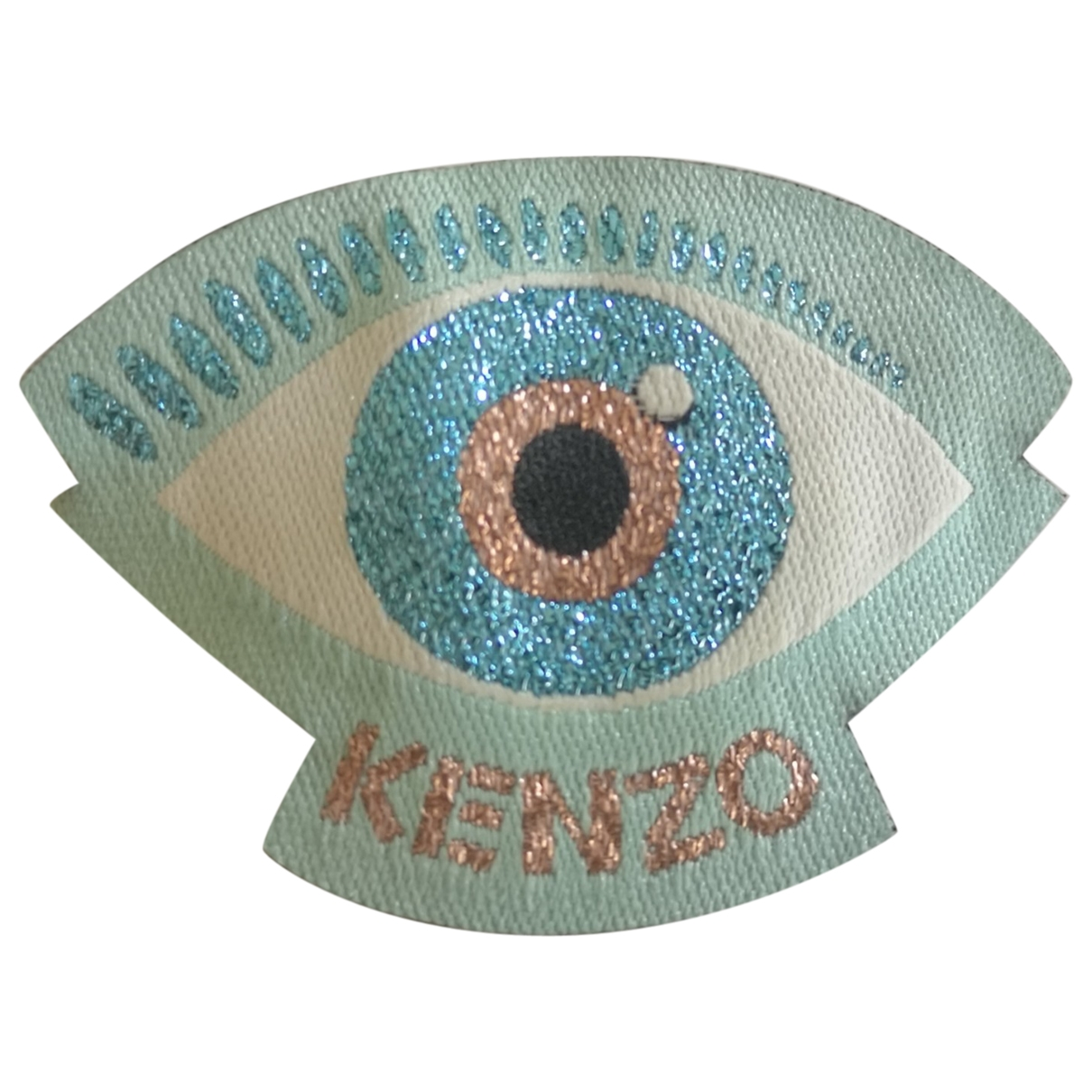 Kenzo \N Turquoise Cloth Pins & brooches for Women \N