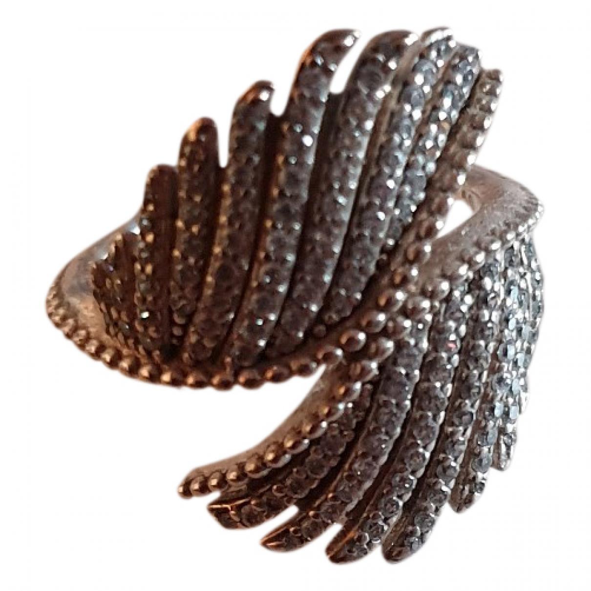 Pandora \N Silver Silver ring for Women 50 MM