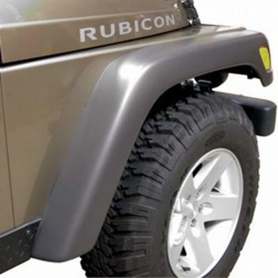 Jeep Rubicon Style Fender Flares (Paintable) - 82208136