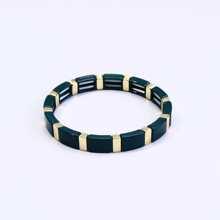 Bohemia Colorblock Bracelet