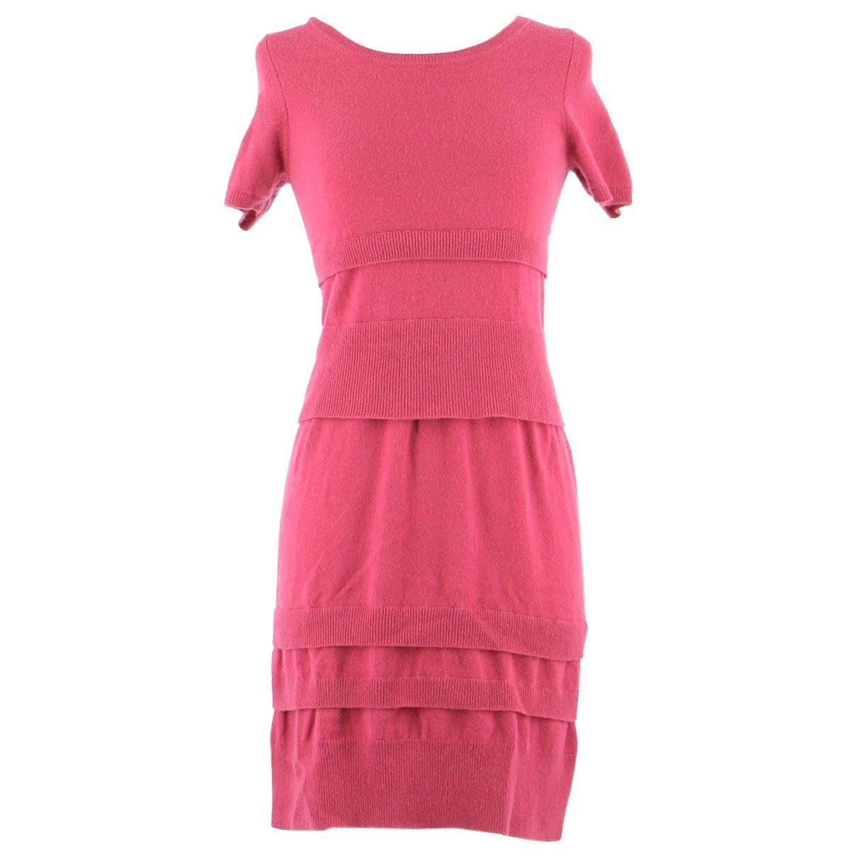 Paule Ka \N Pink Cotton handbag for Women \N