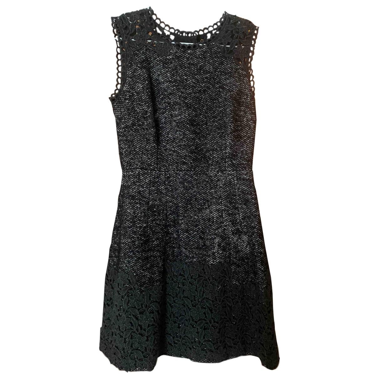 Dolce & Gabbana \N Grey Wool dress for Women 38 IT