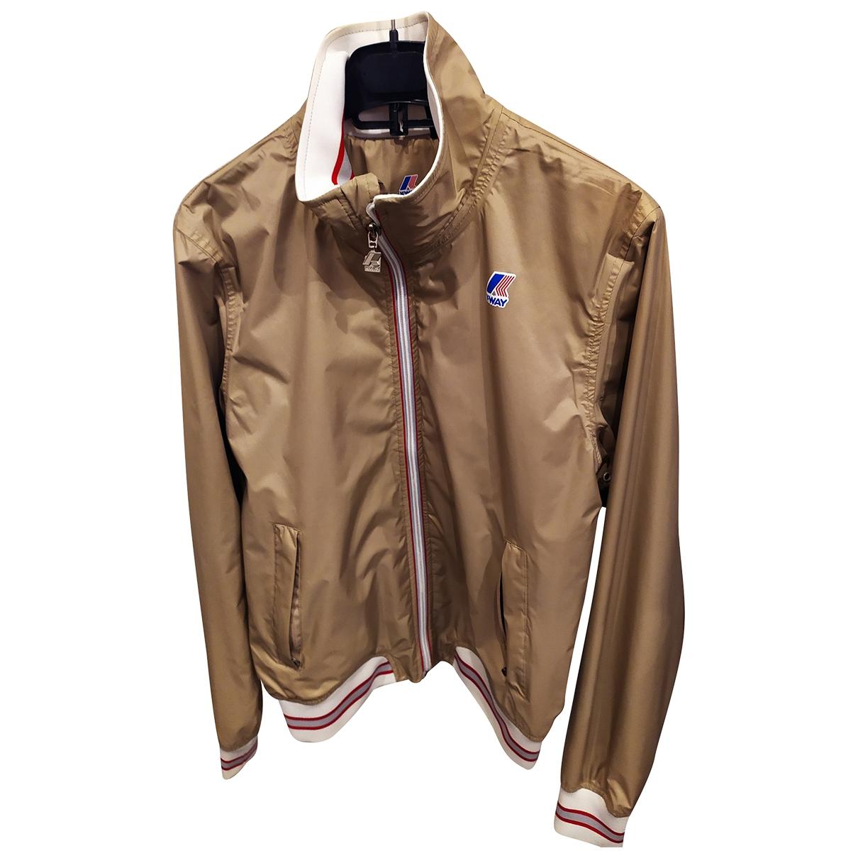 K-way \N Beige jacket  for Men M International