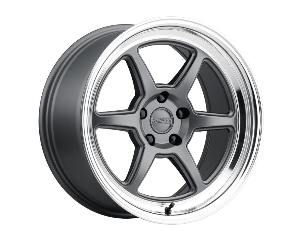 Kansei Roku Wheel 18x9 BLANK 12mm Matte Grey