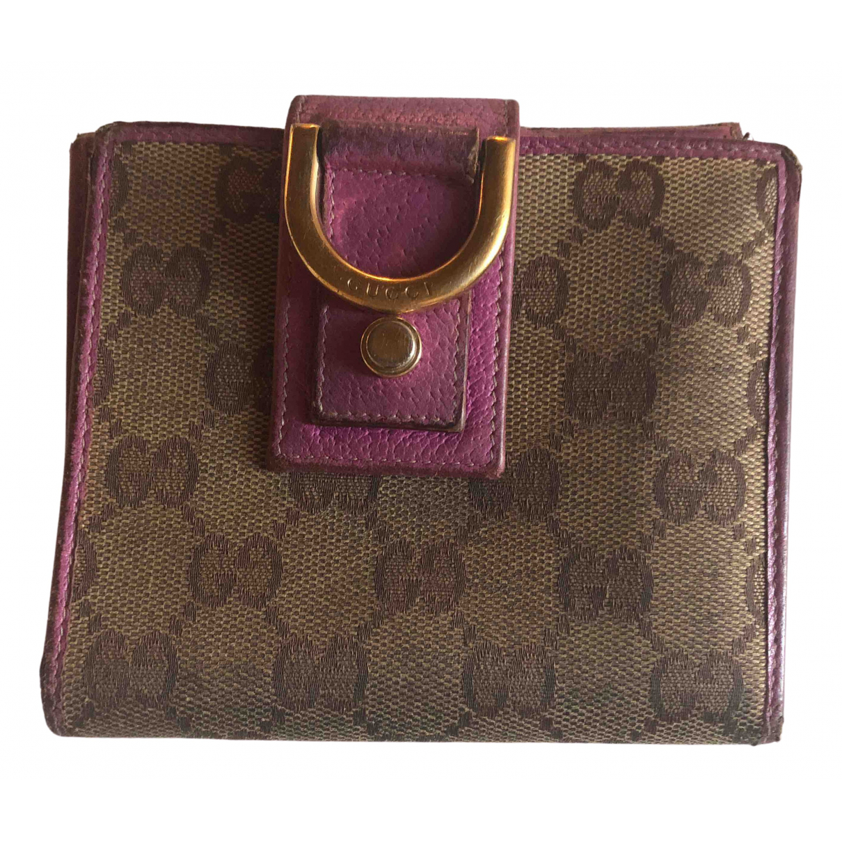 Gucci \N Cloth Purses, wallet & cases for Women \N