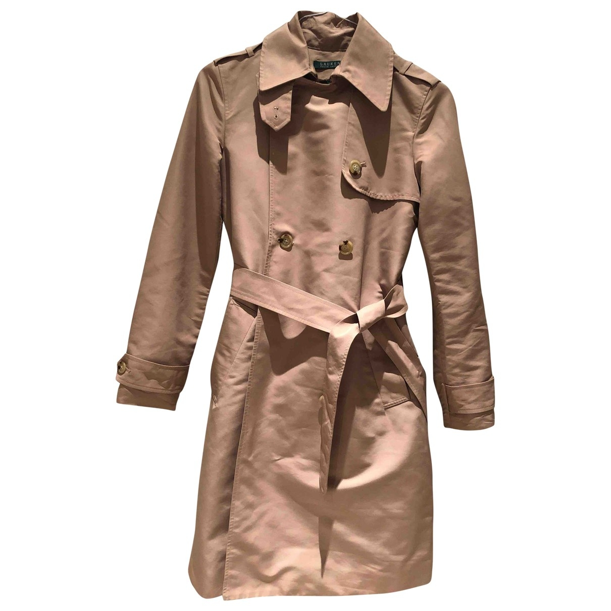 Lauren Ralph Lauren \N Camel coat for Women S International