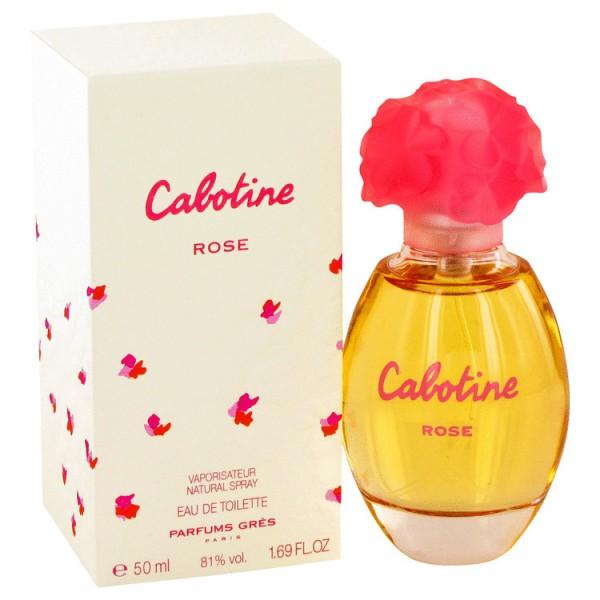 Parfums Grès - Cabotine Rose : Eau de Toilette Spray 1.7 Oz / 50 ml