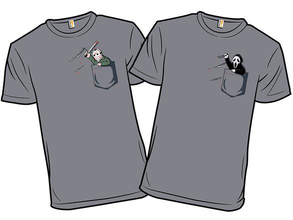 Pocket Killers T Shirt
