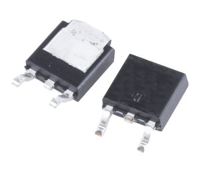 ON Semiconductor ON Semi 650V 9.1A, Schottky Diode, 3-Pin DPAK FFSD0665B (2500)