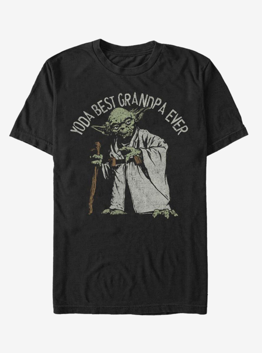 Star Wars Green Grandpa T-Shirt