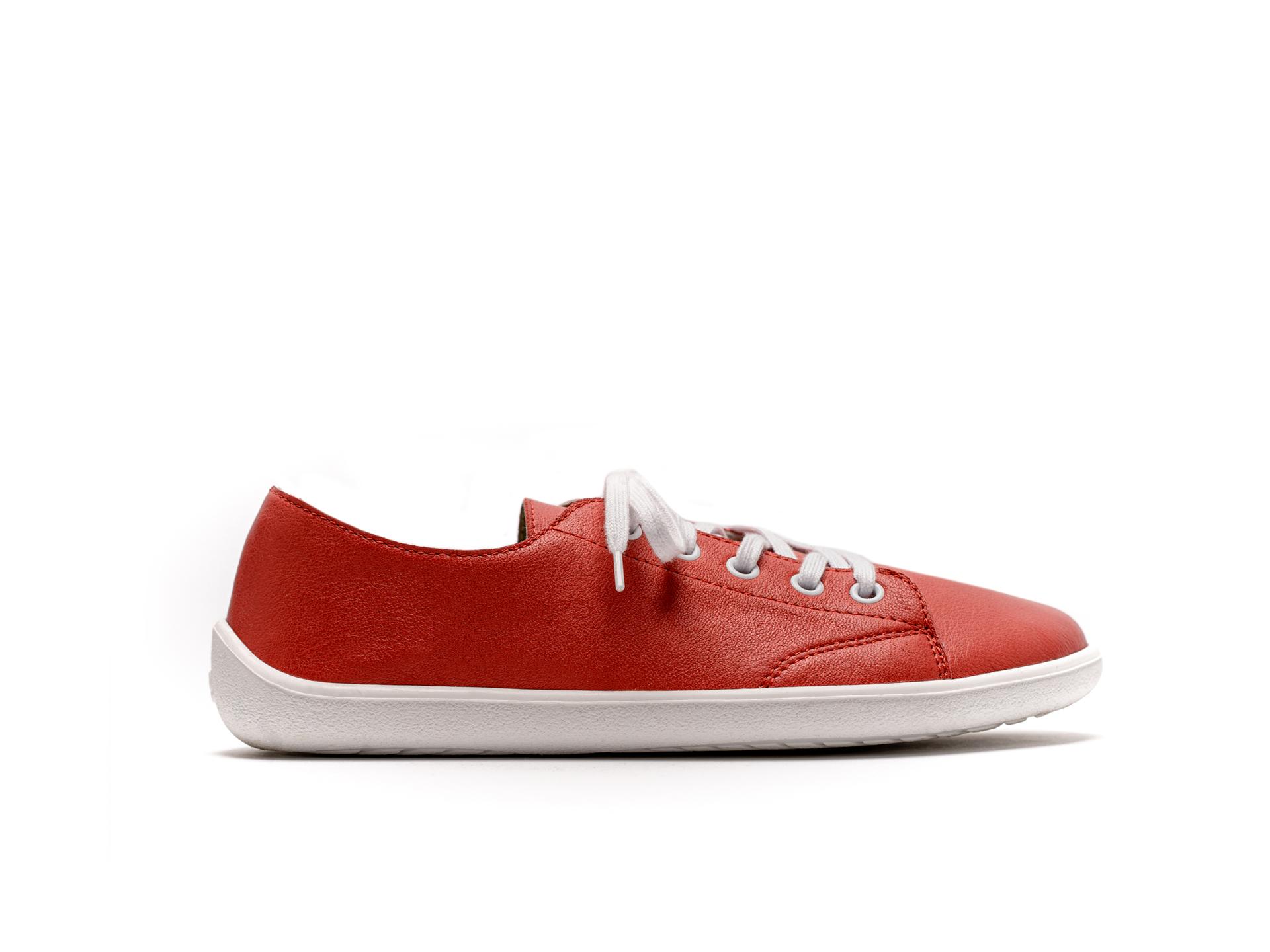 Barefoot Sneakers - Be Lenka Prime - Red 37