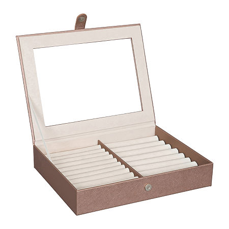 Camellia Jewelry Box, One Size , No Color Family