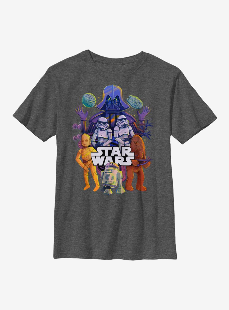 Star Wars Icons Youth T-Shirt