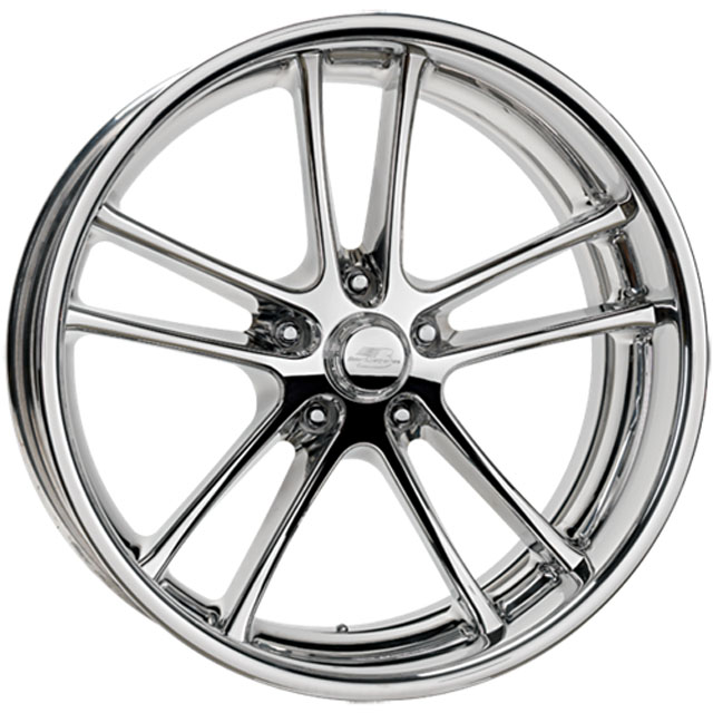 Billet Specialties PC84210Custom Velocity Wheel 20x10