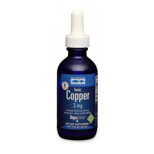 Liquid Ionic Copper 2 Oz by Trace Minerals