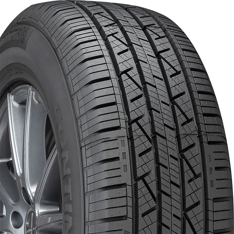 Continental 15509680000 Cross Contact LX 25 Tire 215/70 R16 100H SL BSW