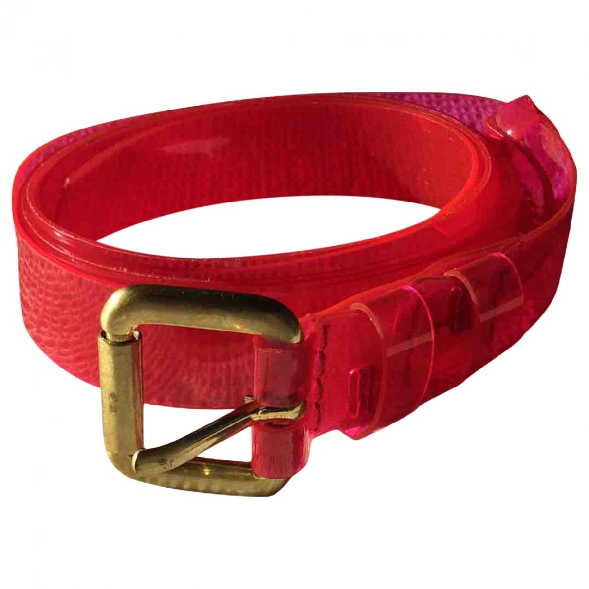 By Malene Birger \N Pink belt for Women M International