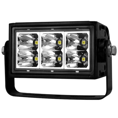 Anzo Rugged Vision; Off Road LED Light Bar - ANZ881003