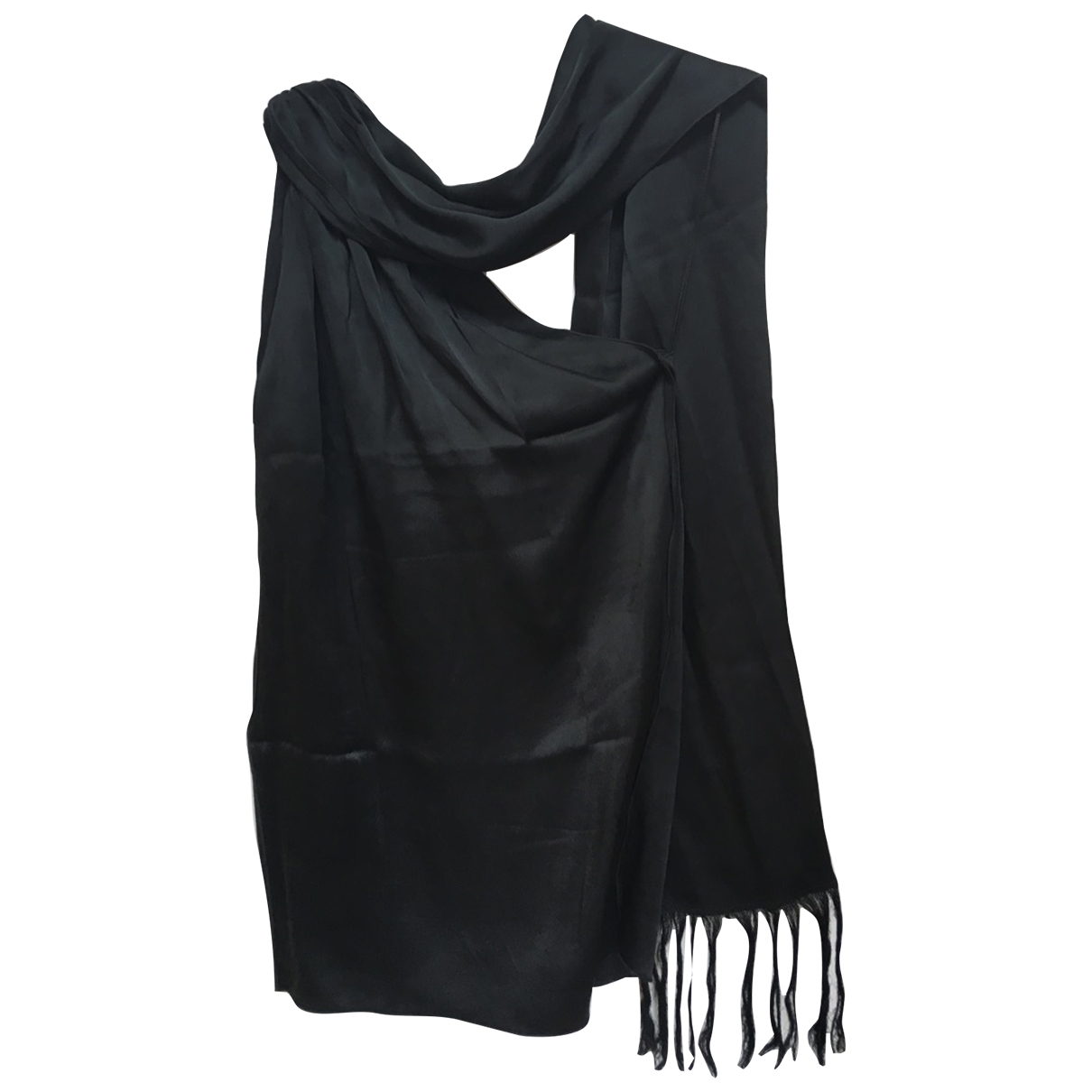 Lanvin \N Black  top for Women 36 FR