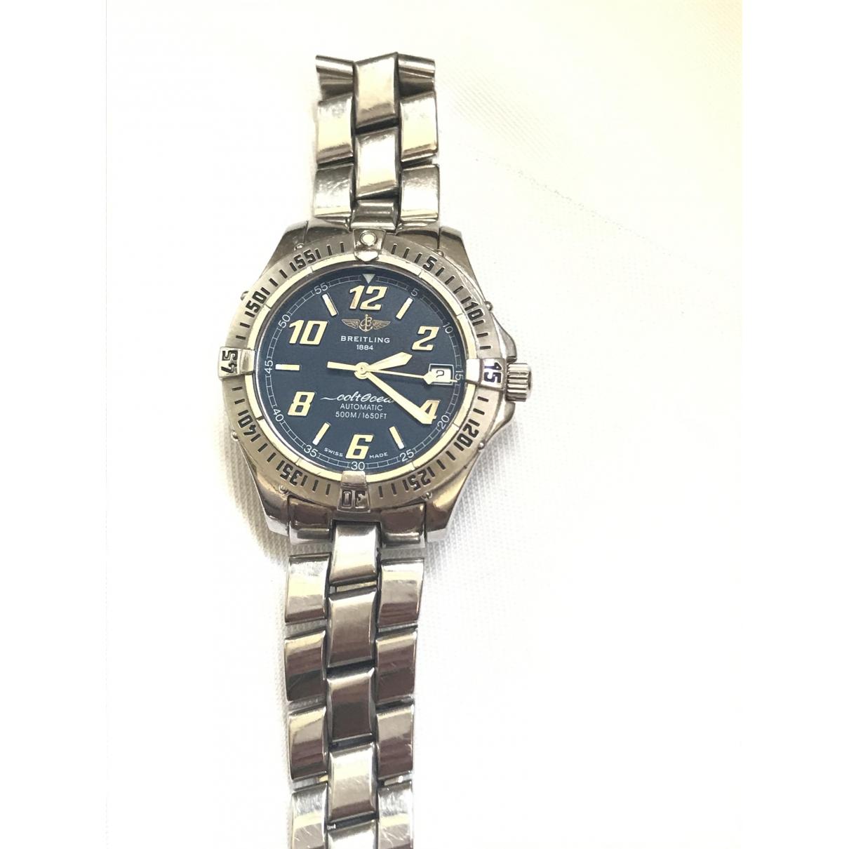 Breitling Colt  Blue Steel watch for Men \N