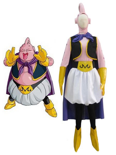 Milanoo Dragon BallZ Majin Boo the fat Boo Cosplay Costume